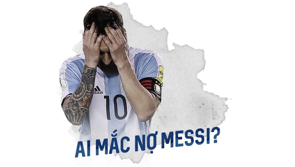 Tuyển Argentina hay Tuyển của Messi? - Messi sợ điều gì? - Ảnh 1.