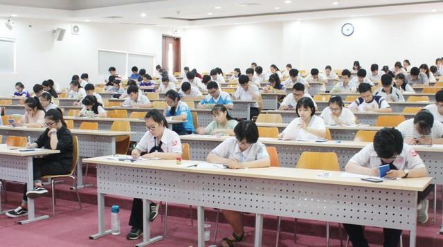 Trường ĐH Quốc tế công bố điểm chuẩn kỳ thi năng lực - Ảnh 1.