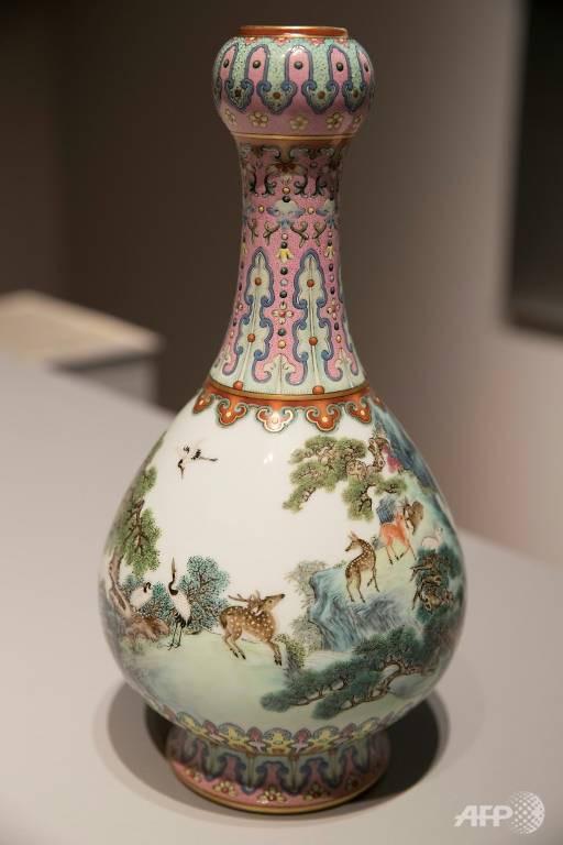 19 triệu đô mua báu vật Trung Hoa bị quên lăn lóc ở gác xép Pháp - Ảnh 4.