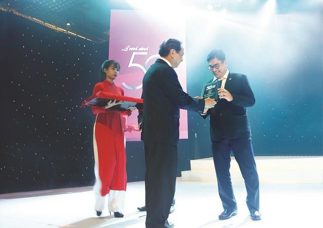 Novaland vào Top 50 công ty kinh doanh hiệu quả nhất Việt Nam - Ảnh 1.