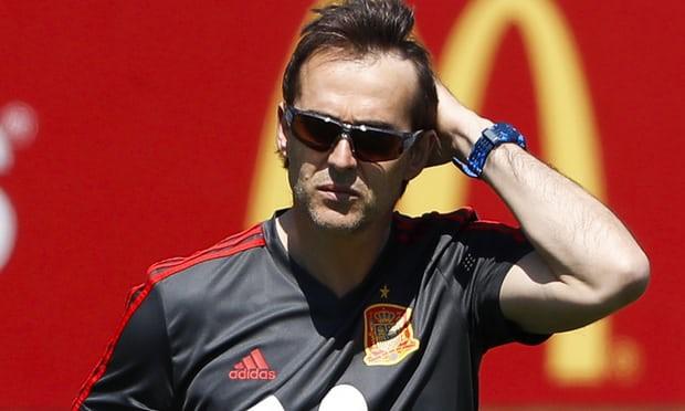 Đi đêm cận ngày khai mạc World Cup, HLV trưởng Tây Ban Nha mất chức - Ảnh 1.