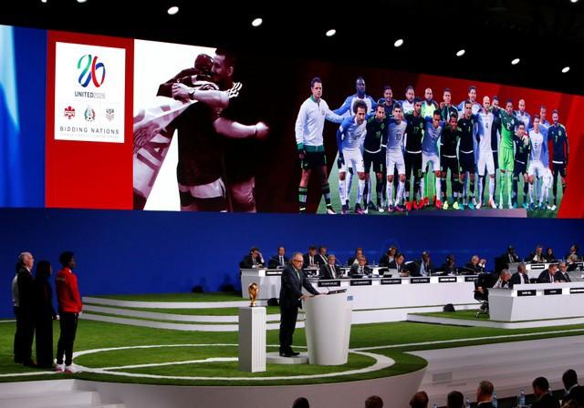 Liên minh Canada - Mỹ - Mexico là chủ nhà World Cup 2026 - Ảnh 1.
