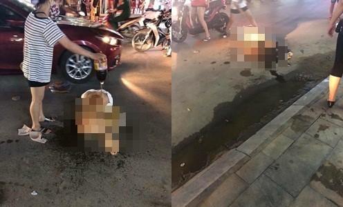 Cô gái bị lột đồ, xát ớt, nước mắm nghi bị đánh ghen - Ảnh 2.