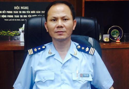 Bổ nhiệm ông Đinh Ngọc Thắng làm cục trưởng Cục Hải quan TP.HCM - Ảnh 1.