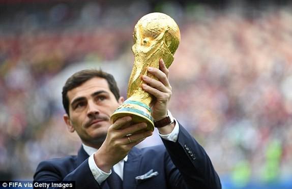 Lễ khai mạc World Cup 2018 đầy màu sắc - Ảnh 5.