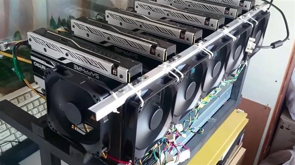 4 doanh nghiệp nhập hơn 3.000 máy 'đào' tiền ảo - Ảnh 1.