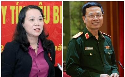 Ông Nguyễn Mạnh Hùng làm chủ tịch Tập đoàn Công nghiệp - Viễn thông quân đội - Ảnh 1.
