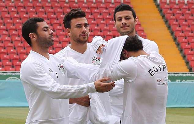 Lịch thi đấu và trực tiếp World Cup hôm nay 19/6: Người Ai Cập chờ Salah