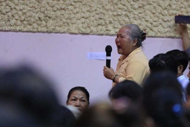 Bí thư Nguyễn Thiện Nhân: Thành phố không gạt bà con Thủ Thiêm - Ảnh 6.
