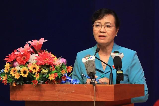 Bí thư Nguyễn Thiện Nhân: Thành phố không gạt bà con Thủ Thiêm - Ảnh 9.