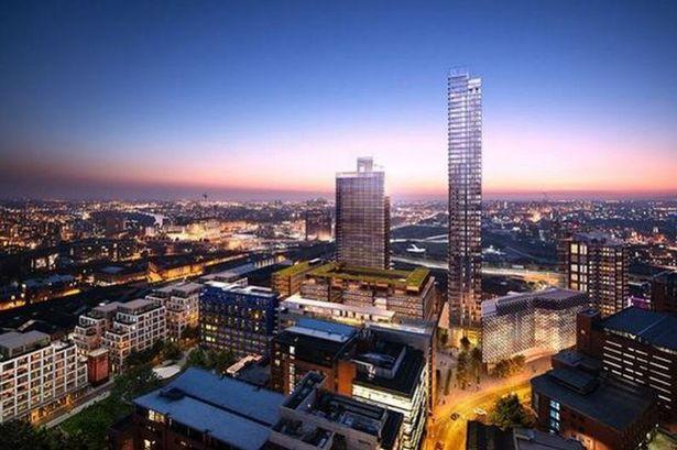 Manchester là thị trường đầu tư nhà cho thuê tốt nhất nước Anh - Ảnh 1.
