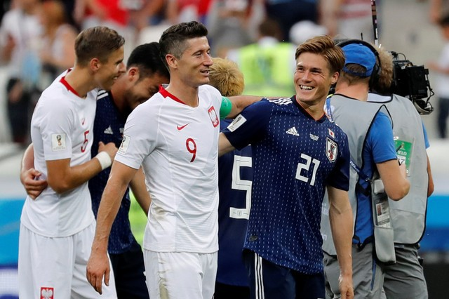 Vì fair-play Nhật đá không fair-play - Ảnh 1.