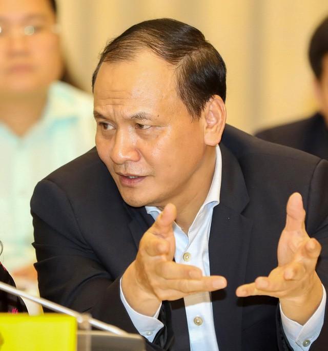 Thứ trưởng giải thích phát ngôn của Bộ trưởng GTVT Nguyễn Văn Thể
