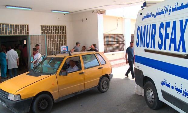 Chìm tàu nhập cư ngoài khơi Tunisi, ít nhất 48 người chết - Ảnh 2.