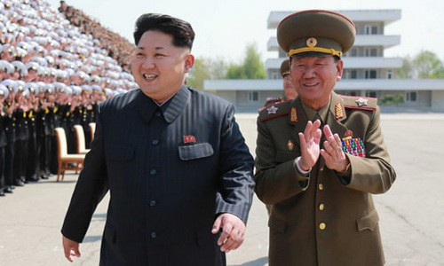 Triều Tiên thay ba lãnh đạo quân đội bất đồng với chủ tịch Kim Jong Un - Ảnh 2.