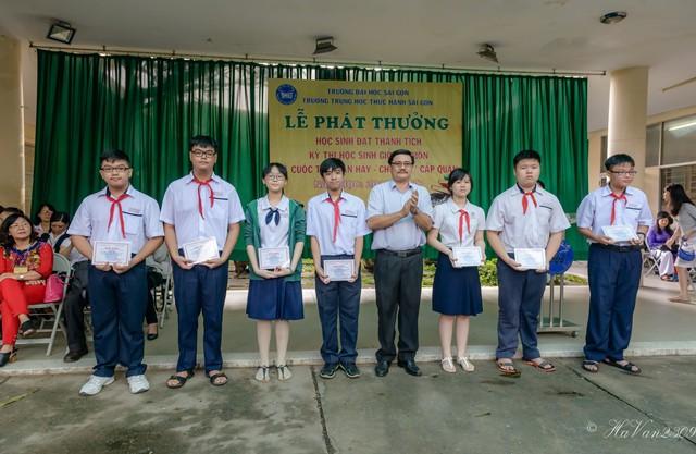 Công bố điều kiện xét tuyển vào lớp 6 Trường trung học thực hành Sài Gòn - Ảnh 1.