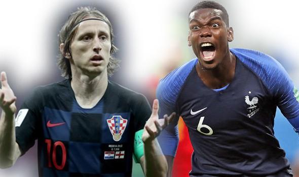 Chung kết World Cup 2018: Ai sẽ là bộ não của cuộc chơi? - Ảnh 1.