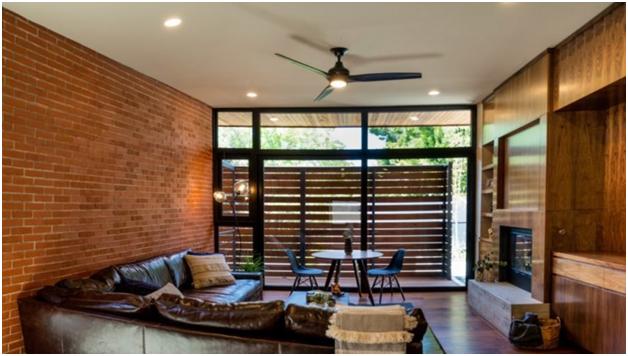 Ngôi nhà bằng vật liệu tái chế vừa đẹp, vừa sang - Ảnh 4.