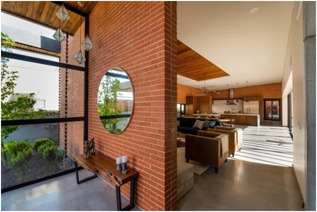 Ngôi nhà bằng vật liệu tái chế vừa đẹp, vừa sang - Ảnh 6.