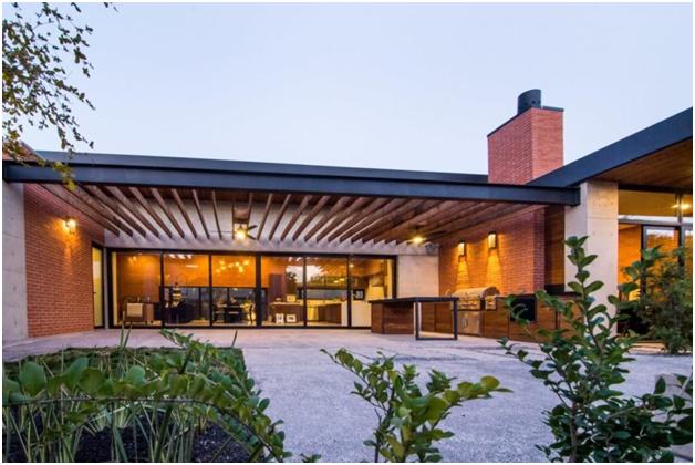 Ngôi nhà bằng vật liệu tái chế vừa đẹp, vừa sang - Ảnh 8.