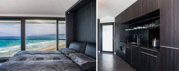 Ngôi nhà nghỉ dưỡng lơ lửng trên mặt biển ở Úc - Ảnh 7.