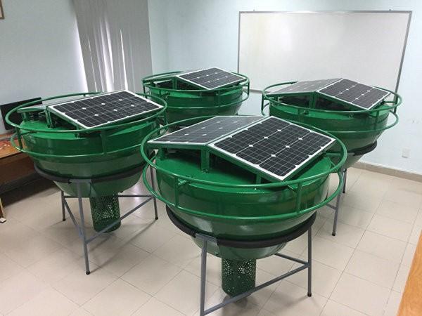 Đà Nẵng lắp 8 trạm quan trắc môi trường nước - Ảnh 1.