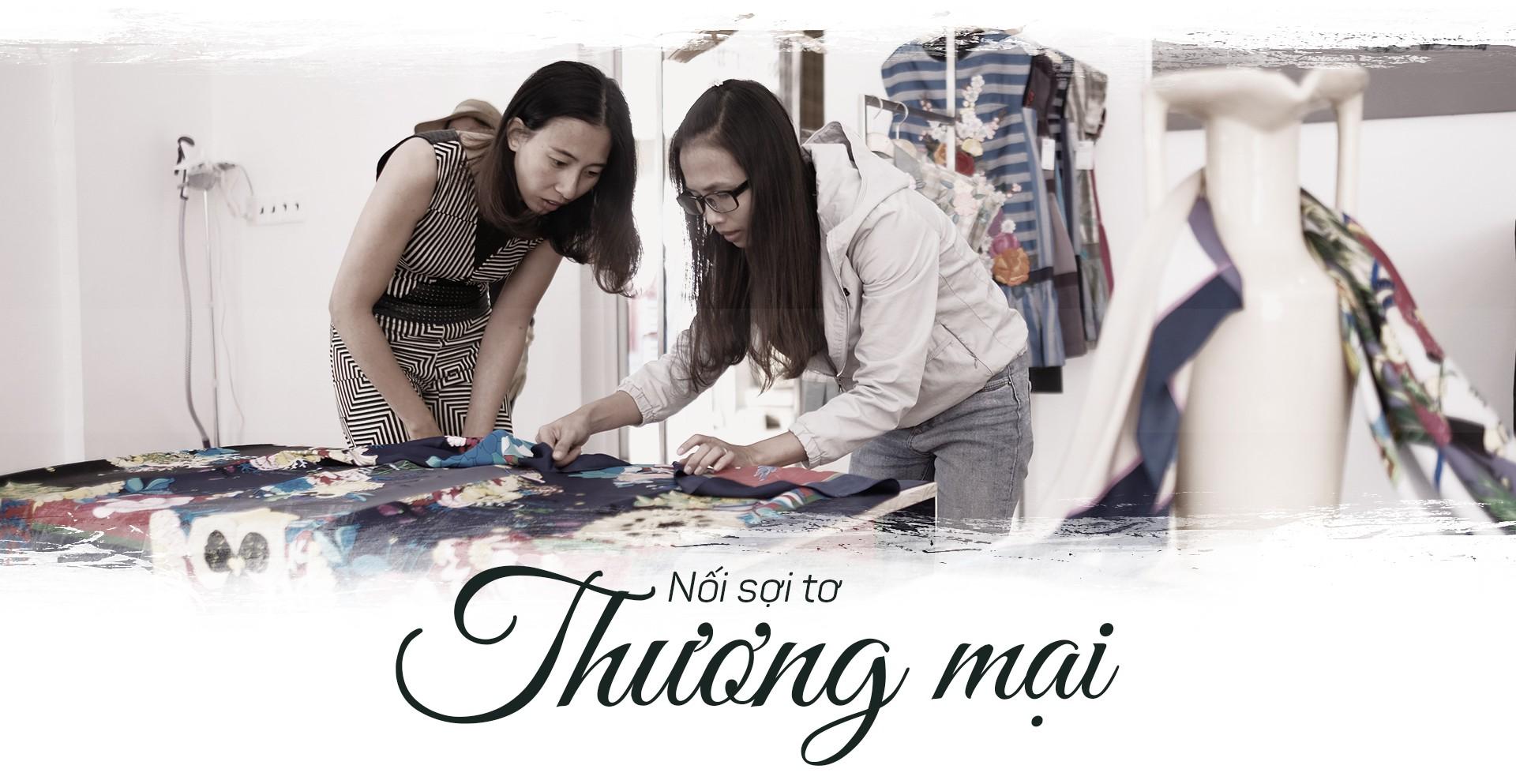 Tơ lụa Việt Nam: Sứ mệnh mới của thủ phủ tơ tằm Bảo Lộc - Ảnh 3.