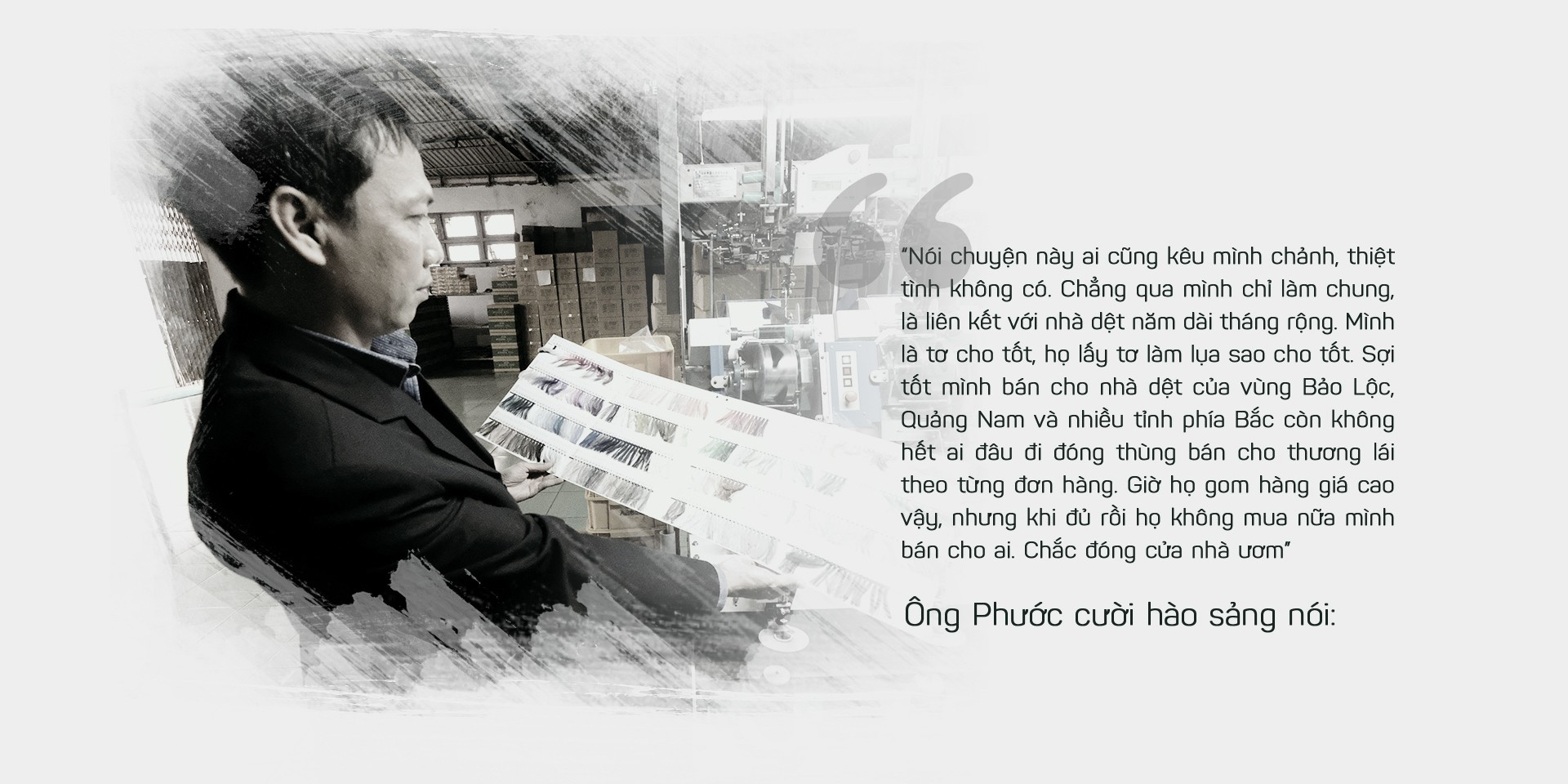 Tơ lụa Việt Nam: Sứ mệnh mới của thủ phủ tơ tằm Bảo Lộc - Ảnh 4.