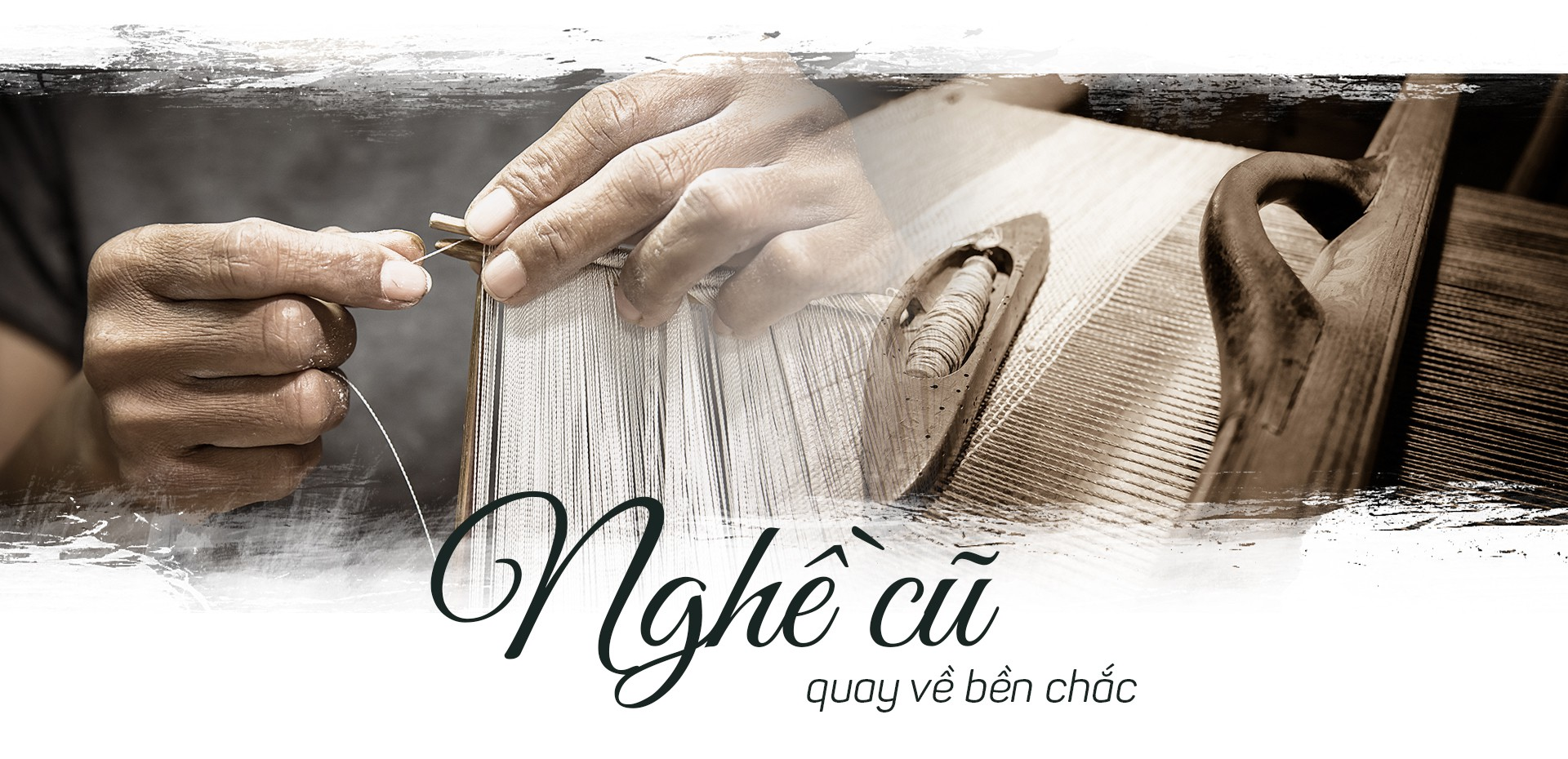 Tơ lụa Việt Nam: Cây dâu, con tằm, khung cửi trở lại phố cổ Hội An - Ảnh 1.