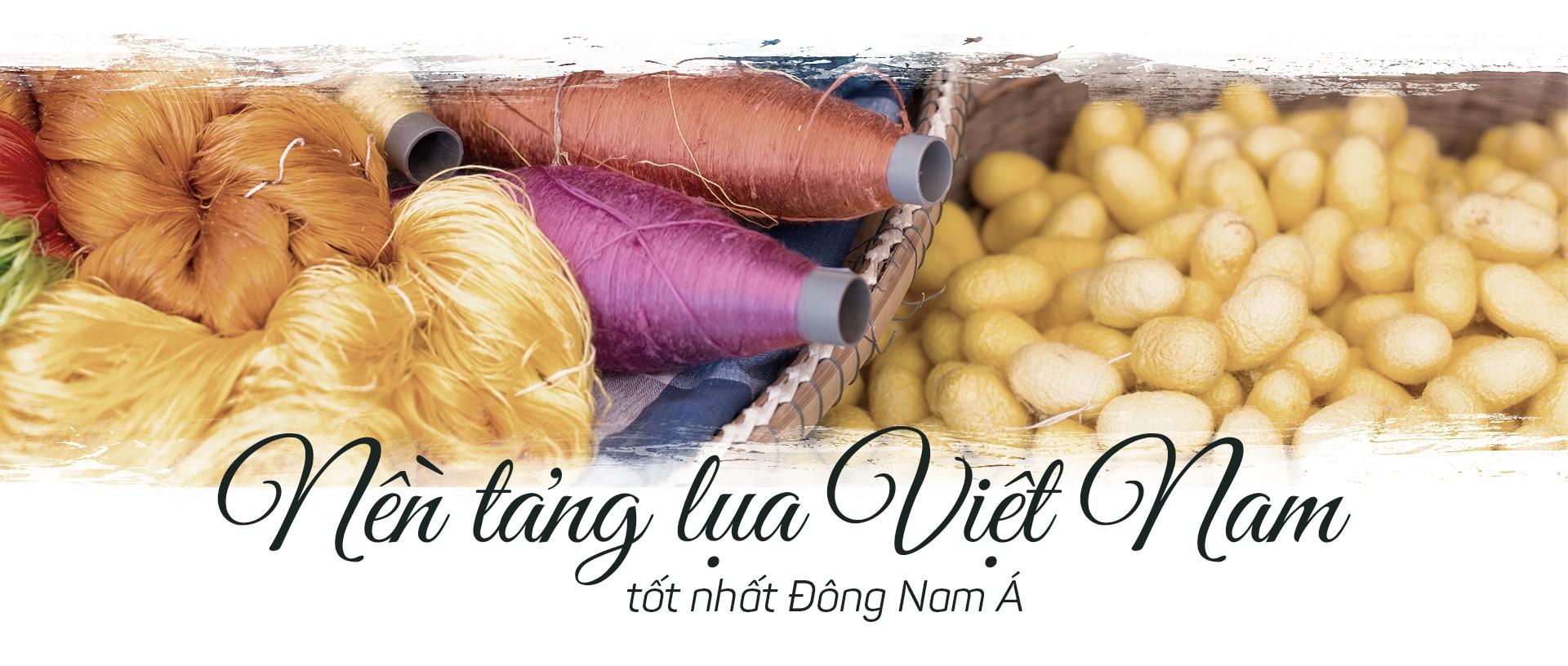 Tơ lụa Việt Nam: Sứ mệnh mới của thủ phủ tơ tằm Bảo Lộc - Ảnh 2.