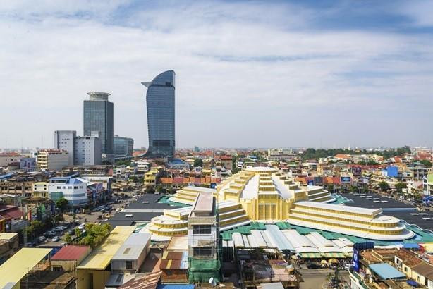 Dân Trung Quốc đổ xô mua bất động sản Campuchia - Ảnh 1.