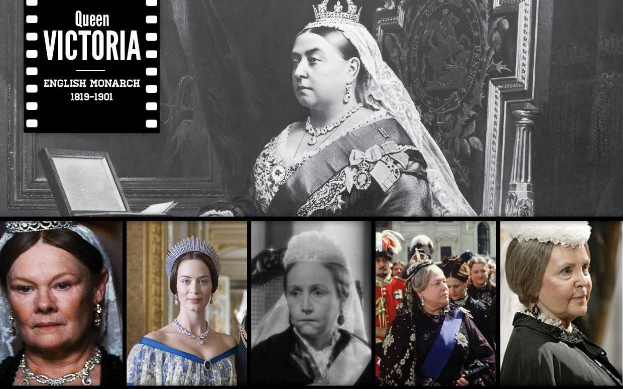 Xem thế giới làm phim về các nhân vật lịch sử có giống thật?