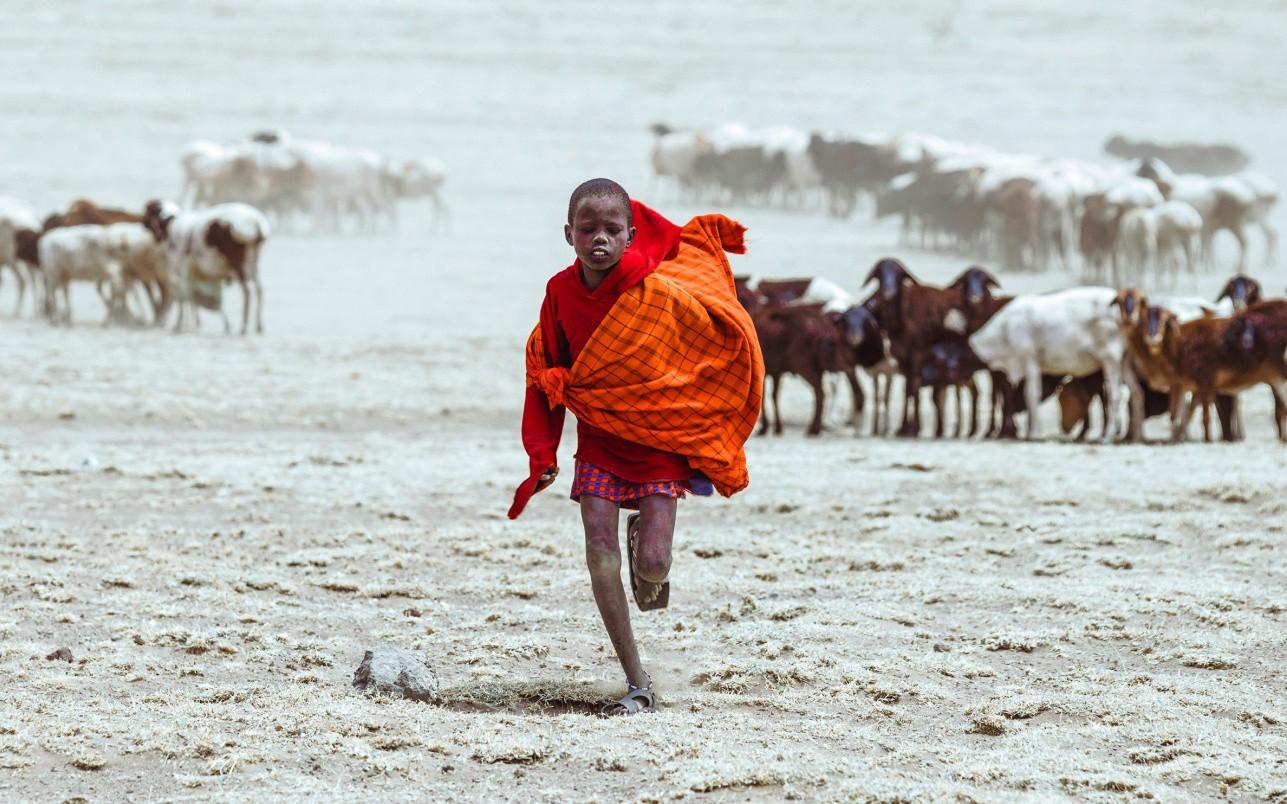 Thăm làng người Maasai - nơi đàn ông được cưới nhiều vợ