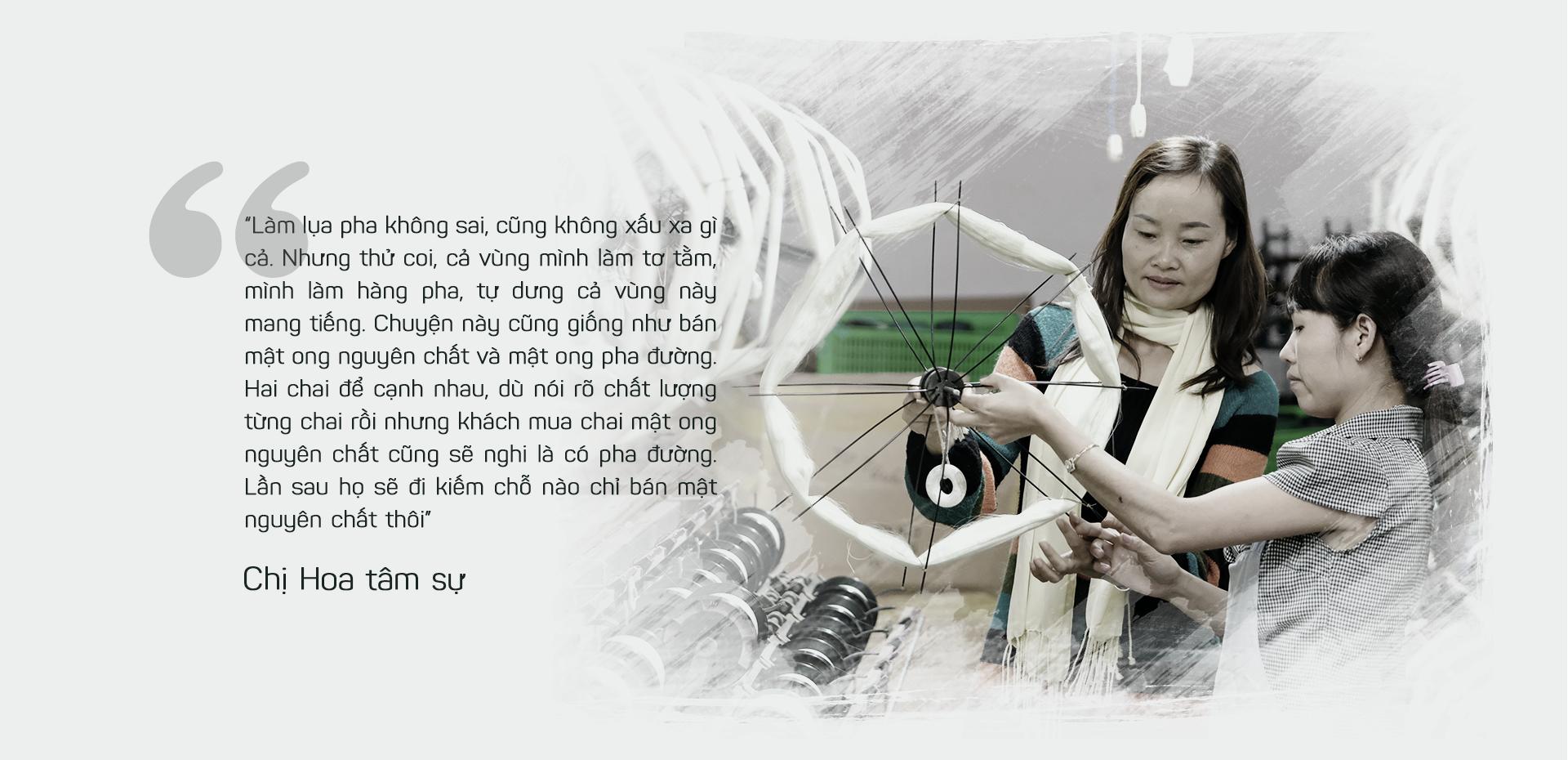 Tơ lụa Việt Nam: Dốc toàn lực cho cuộc hóa thân mới - Ảnh 2.