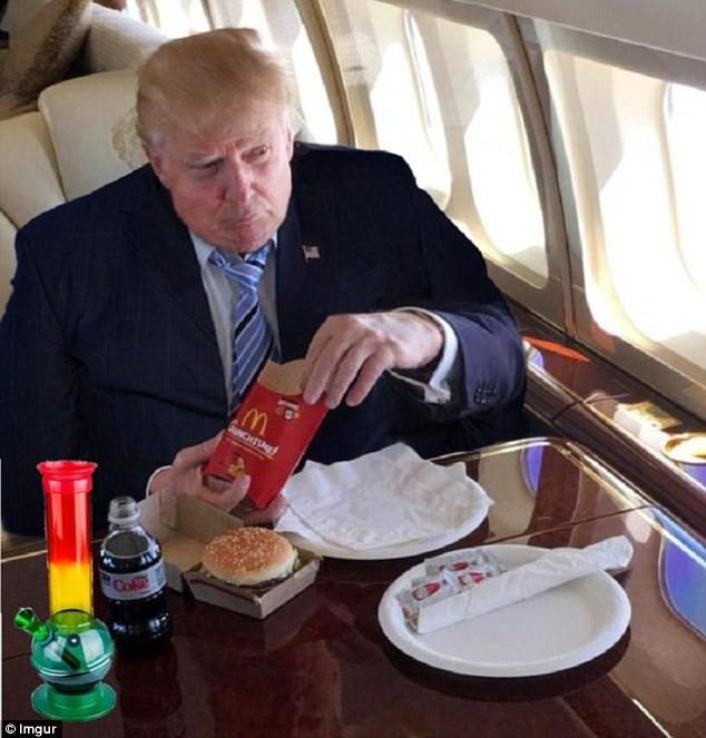 Kiểm tra đột xuất sức khỏe ông Trump thấy gì? - Ảnh 2.