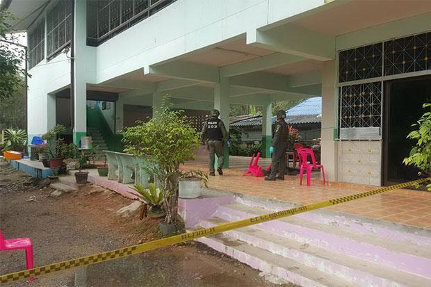 Xả súng tại trường học Thái Lan, 4 người chết - Ảnh 1.
