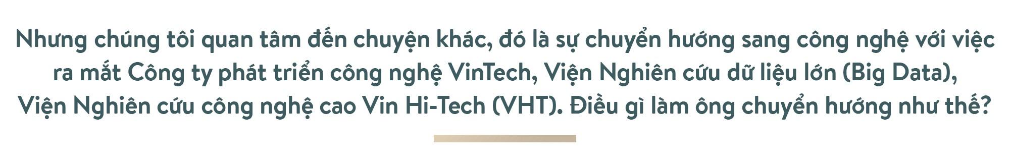 Ông Phạm Nhật Vượng: Thế giới phải biết Việt Nam trí tuệ, đẳng cấp - Ảnh 2.