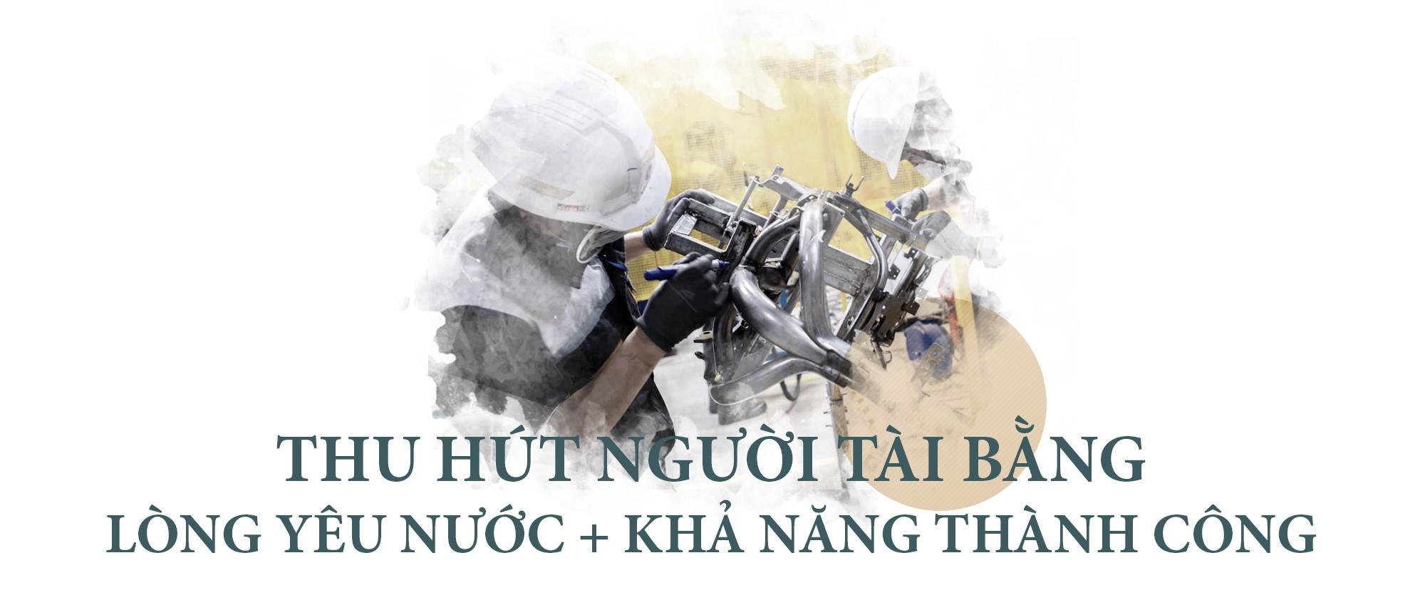Ông Phạm Nhật Vượng: Thế giới phải biết Việt Nam trí tuệ, đẳng cấp - Ảnh 5.