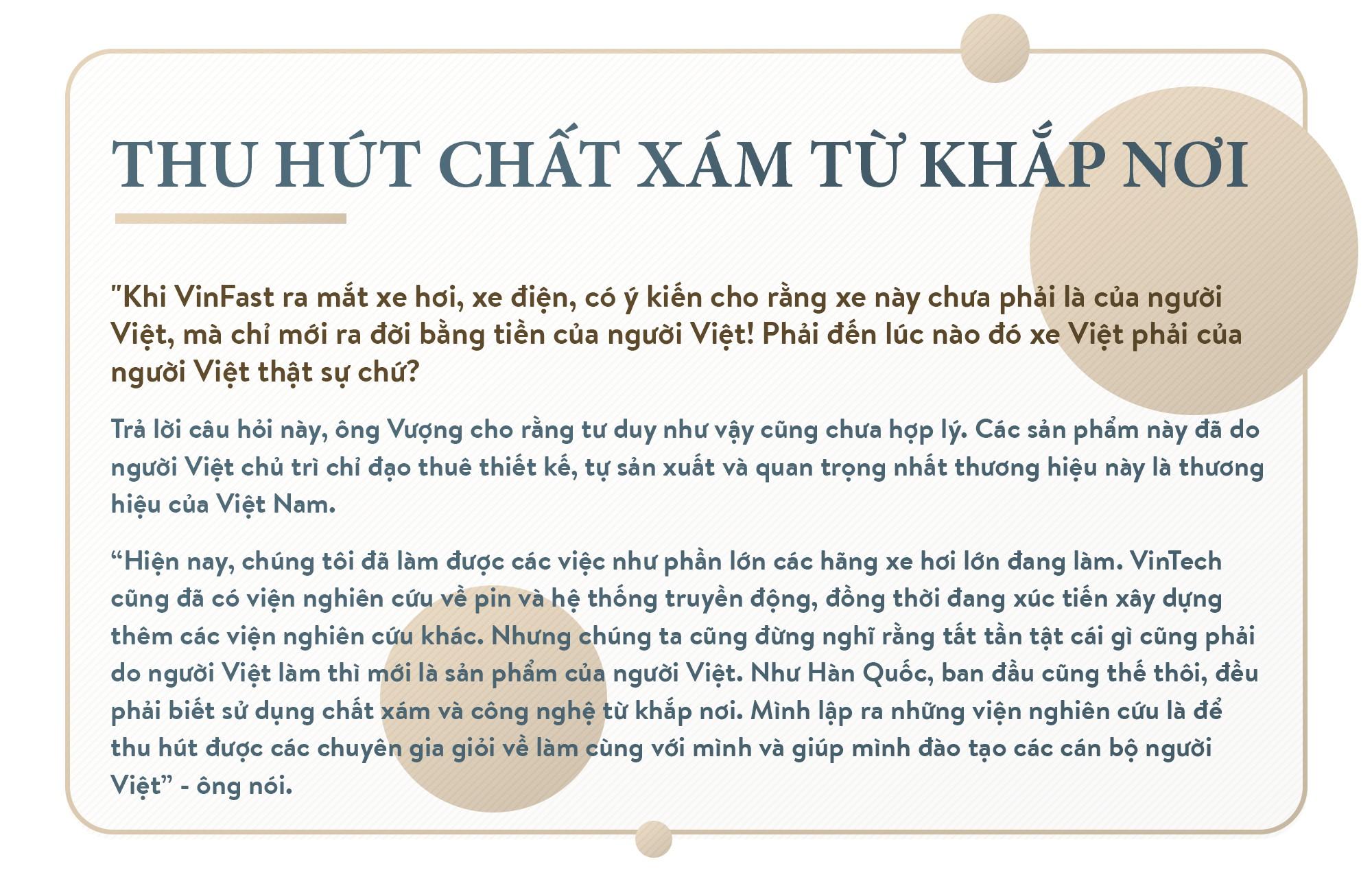 Ông Phạm Nhật Vượng: Thế giới phải biết Việt Nam trí tuệ, đẳng cấp - Ảnh 23.