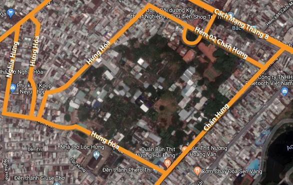 Quận Tân Bình hỗ trợ hơn 7 triệu đồng/m2 đất khu vườn rau Lộc Hưng - Ảnh 1.