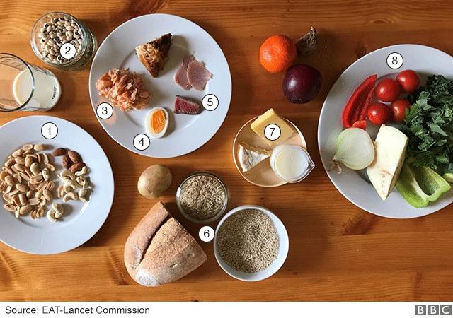 Tìm ra chế độ ăn giúp ngừa bệnh và còn nuôi được 10 tỉ người - Ảnh 2.