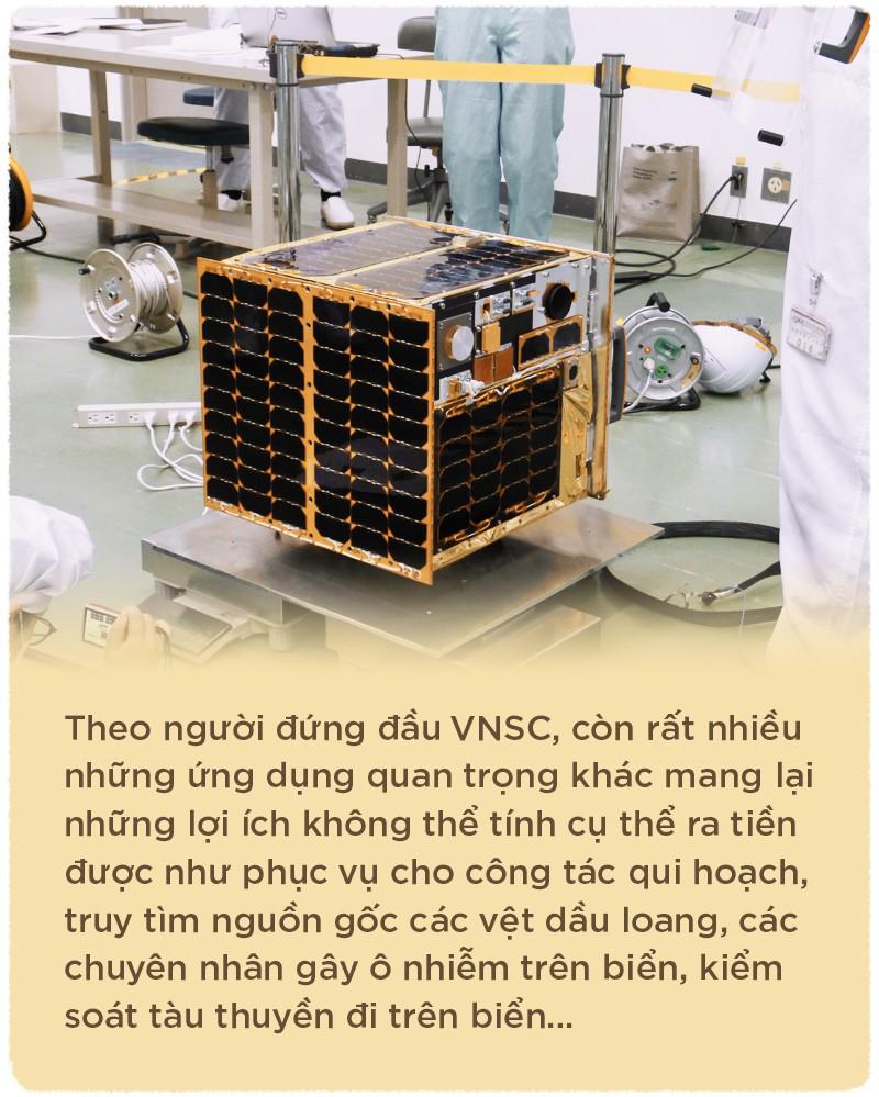 Phóng vệ tinh đầu tiên Việt Nam chế tạo: Ước mơ vươn tới bầu trời - Ảnh 4.