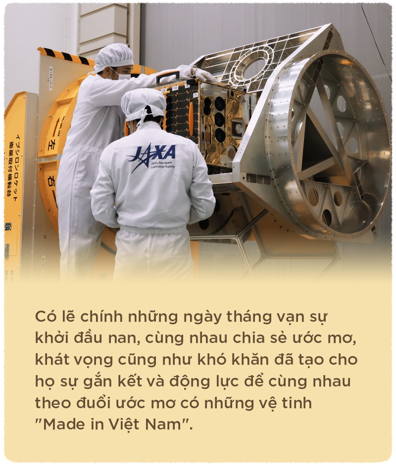 Phóng vệ tinh đầu tiên Việt Nam chế tạo: Ước mơ vươn tới bầu trời - Ảnh 13.