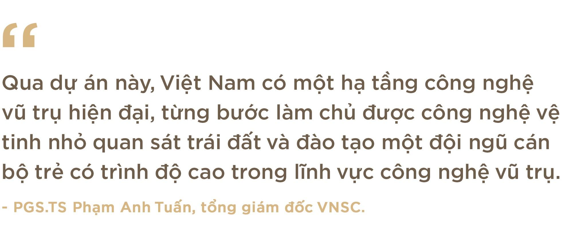 Phóng vệ tinh đầu tiên Việt Nam chế tạo: Ước mơ vươn tới bầu trời - Ảnh 5.