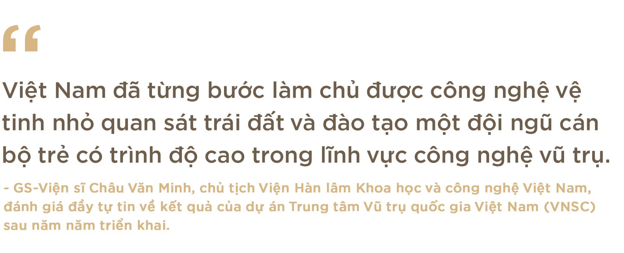 Phóng vệ tinh đầu tiên Việt Nam chế tạo: Ước mơ vươn tới bầu trời - Ảnh 9.