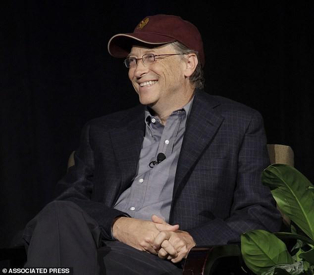 Mạng sốt với ảnh tỉ phú Bill Gates xếp hàng mua thức ăn nhanh 7,68 USD - Ảnh 3.