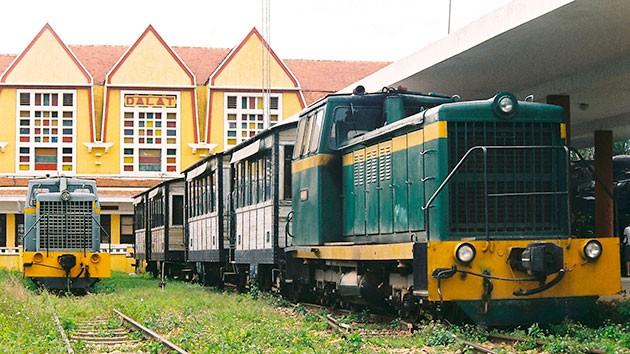 Khôi phục tuyến đường sắt răng cưa Tháp Chàm - Đà Lạt - Ảnh 1.