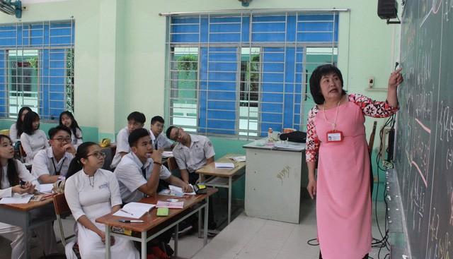 Nhiều khúc mắc trong chi thu nhập tăng thêm cho giáo viên - Ảnh 1.