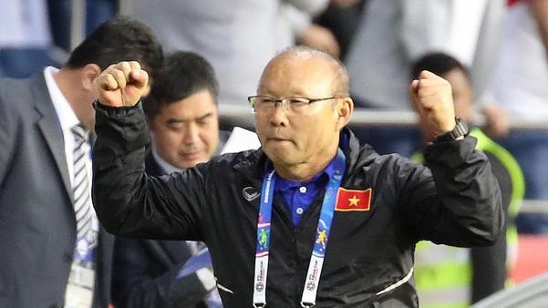 HLV Park Hang Seo tự tin sẽ đưa tuyển VN vượt qua ngọn núi Nhật Bản - Ảnh 1.