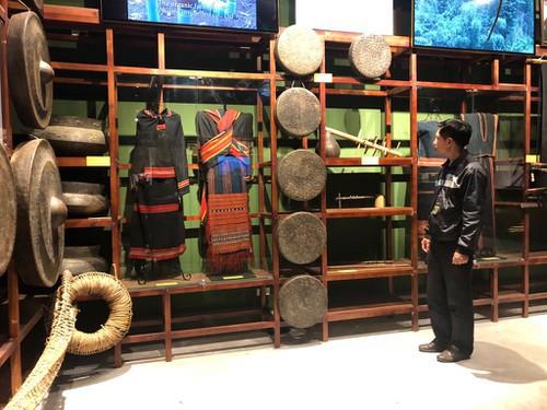 Khám phá di sản văn hóa Tây Nguyên tại Bảo tàng Lịch sử Quốc gia - Ảnh 1.